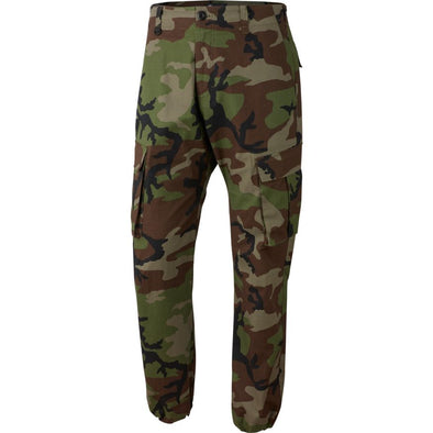 MEN'S NIKE SB FLEX FTM PANTS - MEDIUM OLIVE CAMO
