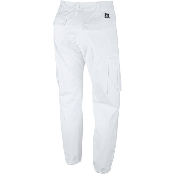 MEN'S NIKE SB FLEX FTM PANTS - WHITE