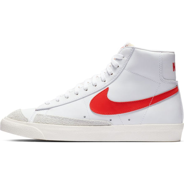 MEN'S NIKE BLAZER MID '77 VINTAGE - HABANERO RED/SAIL-WHITE