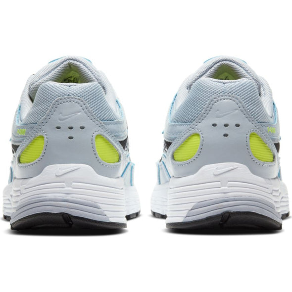 WMNS NIKE P-6000 - SKY GREY/WHITE-LEMON VENOM-BLACK