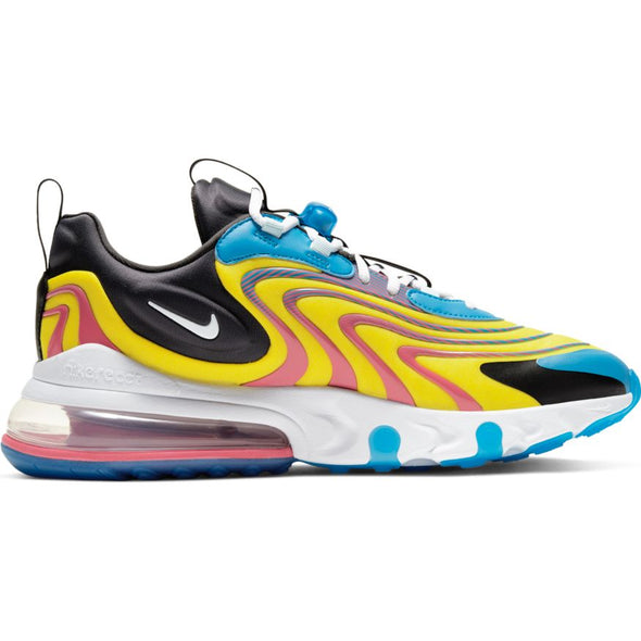 MEN'S NIKE AIR MAX 270 REACT ENG - LASER BLUE/WHITE-ANTHRACITE-WATERMELON