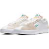 NIKE SB AIR ZOOM BRUIN EDGE - WHITE/NEPTUNE GREEN