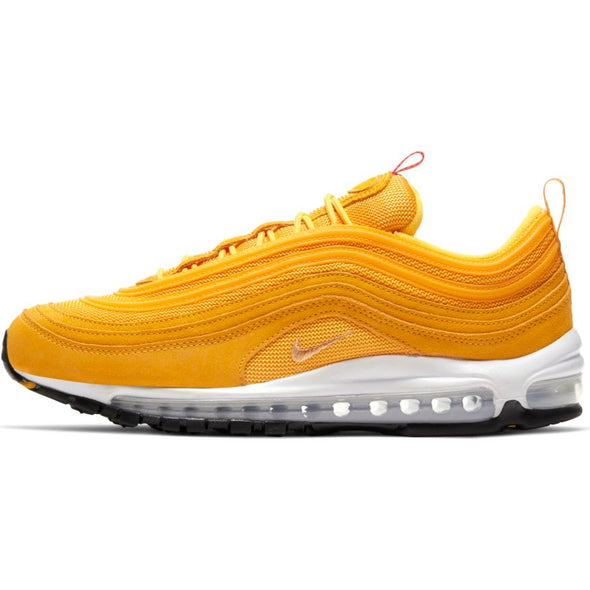 MEN'S NIKE AIR MAX 97 - AMARILLO/METALLIC GOLD-WHITE-BLACK