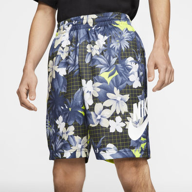 Nike SB Sunday Floral Skate Shorts - Black/White