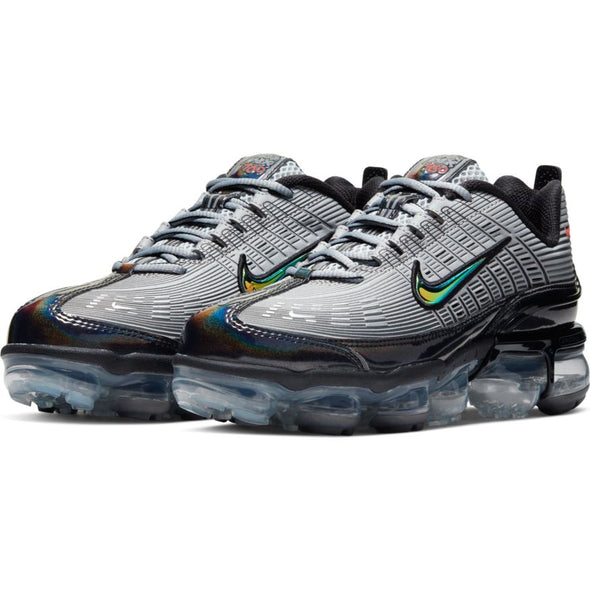 WMNS NIKE AIR VAPORMAX 360 - METALLIC SILVER/MAX ORANGE