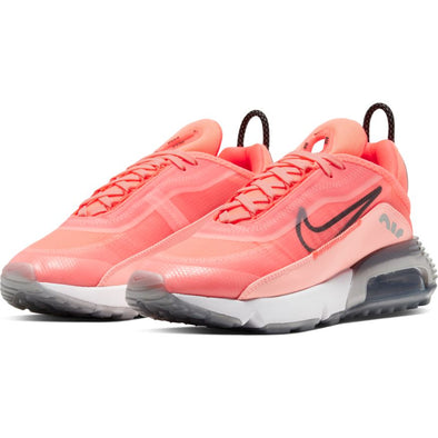 WMNS NIKE AIR MAX 2090 - LAVA GLOW/BLACK-FLASH CRIMSON