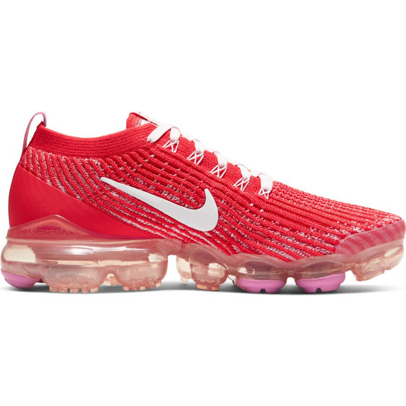 WMNS NIKE NIKE AIR VAPORMAX FLYKNIT 3 - TRACK RED/WHITE-PINK FOAM