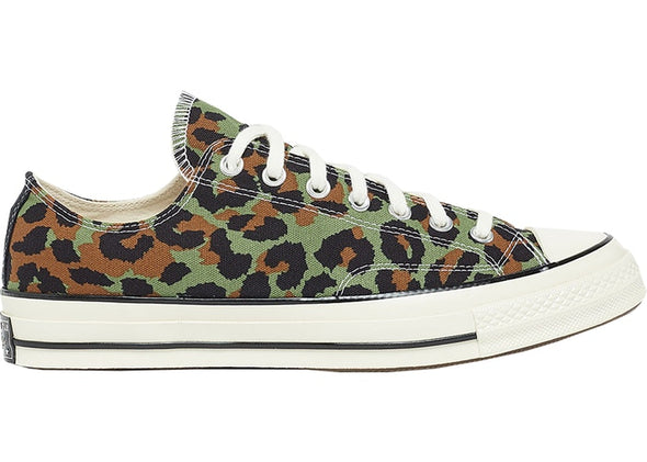 converse olive homme