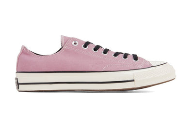 CONVERSE ALL STAR CHUCK TAYLOR 70 OX - PLUM CHALK/BLACK/EGRET