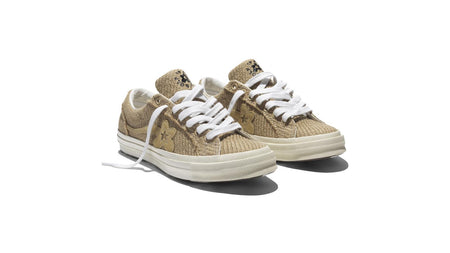 CONVERSE X MIDNIGHT STUDIO ONE STAR OX - EGRET