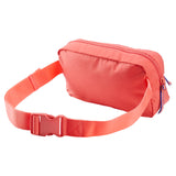 REEBOK CLASSIC THROWBACK ZIPPERED WAISTBAG - Bright Rose