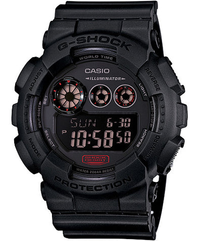 G Shock GD-120 Military Black