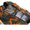 HEX WATNEY DRIFTER DUFFEL - Green/Orange Camo