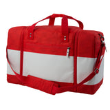 HEX x COCA-COLA SNEAKER DUFFEL - Red