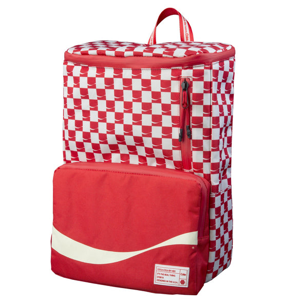 HEX X COCA-COLA BACKPACK - Red / White