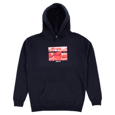 MOUTH OFF HOODY | BLACK