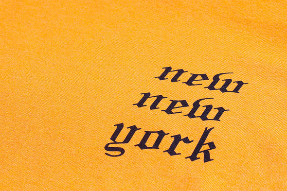 AFTER MIDNIGHT NEW NEW YORK TEE - Orange