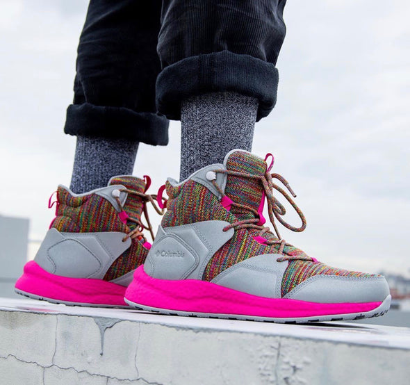 ATMOS x COLUMBIA SH/FT OUTDRY BOOT - MULTI
