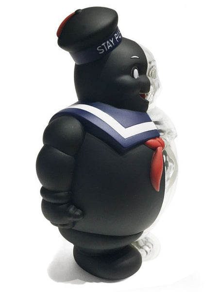 SECRET BASE x GHOST BUSTER MARSHMALLOW MAN X-RAY - FULL COLOR BLACK