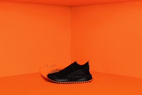 PUMA TSUGI x ATELIER NEW REGIME - Black / Orange