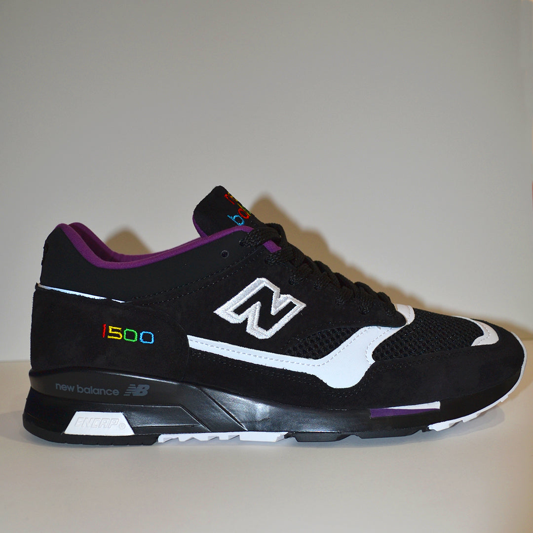 hot sale online b9554 ae103 NEW BALANCE 1500 SERIES Made in UK - Black