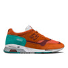 NEW BALANCE 1500 Made in UK - Orange Popsicle with Porcelain Green