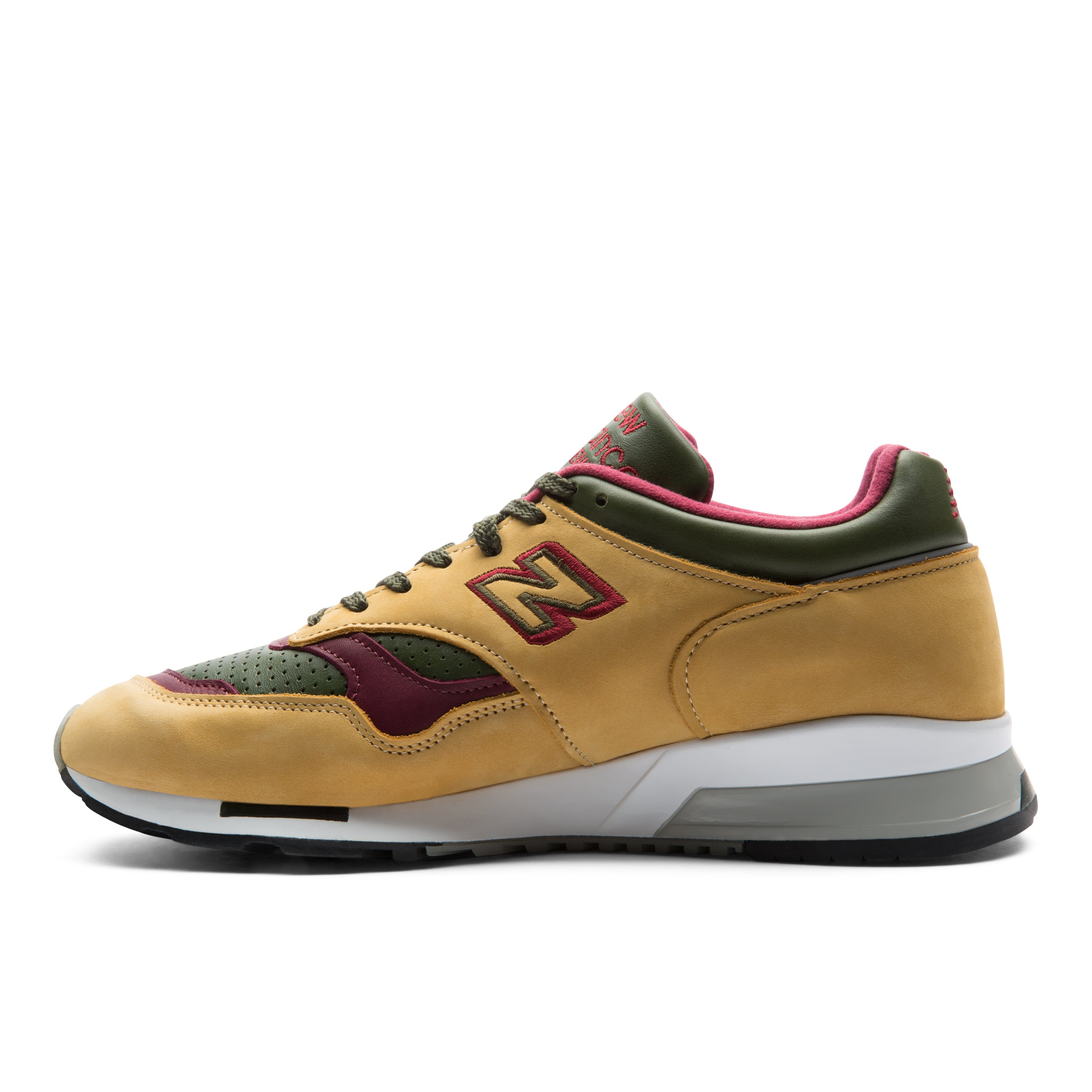 check out 5537f 42c61 NEW BALANCE 1500 MADE IN UK - Yellow / Red / Green – Atmos ...