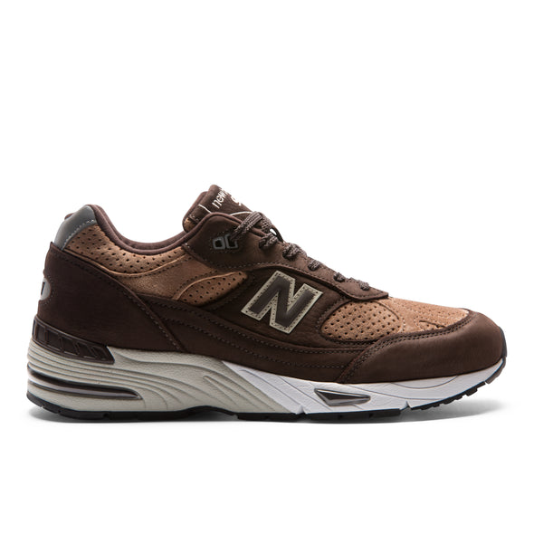 NEW BALANCE 991 MADE IN UK - Chocolate