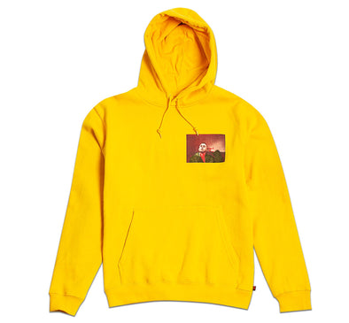 AFTER MIDNIGHT TAXI DRIVER PULLOVER - Yellow