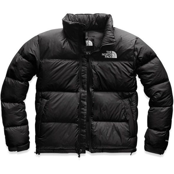 THE NORTH FACE MEN'S 1996 RETRO NUPTSE JACKET - BLACK / BLACK