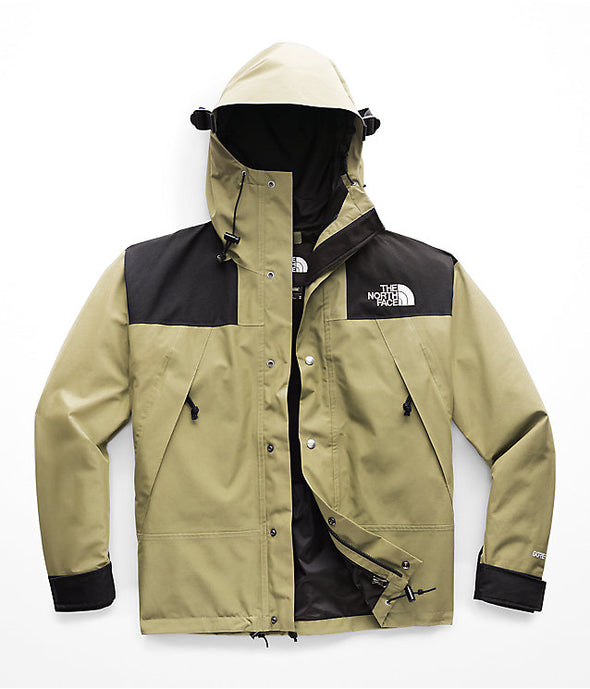THE NORTH FACE M 1990 MOUNTAIN JKT GTX-TUMBLEWEED GREEN