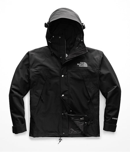 THE NORTH FACE BLACK BOX V-STOK PARKA - FIR GREEN / PURPLE