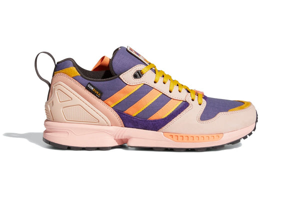 "ADIDAS ZX 5000 ""JOSHUA TREE"" - VAPOR PINK / EASY ORANGE / TECH PURPLE"