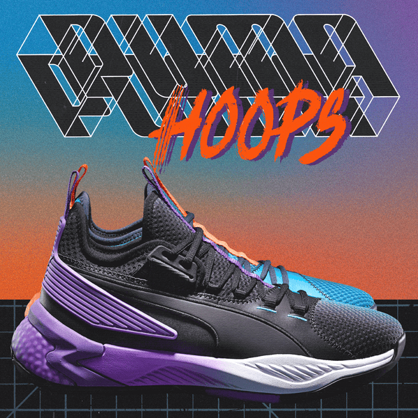PUMA Uproar Hybrid Court ASG Fade - ALL STAR GAME EDITION