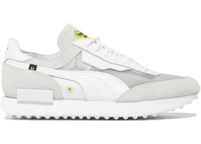 MEN'S PUMA FUTURE RIDER X CTM - PUMA WHITE