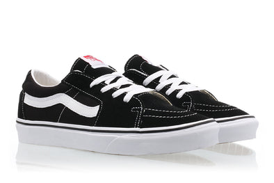 MEN'S VANS UA SK8-Low - Black/True Whit/Black/True White