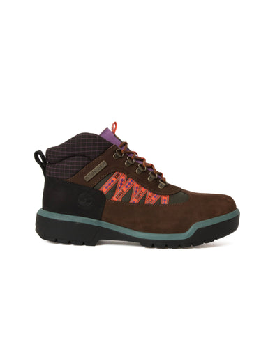TIMBERLAND X STAPLE FIELD BOOT - CHOCOLATE