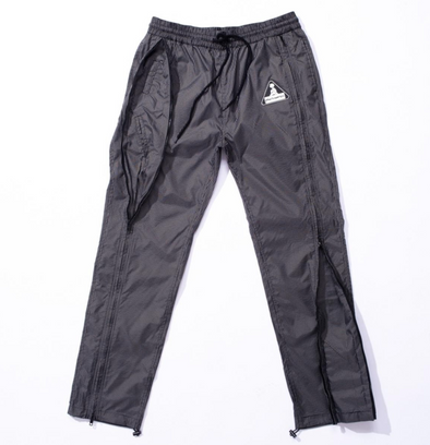 PLEASURES BRICK TECH PANT - Black