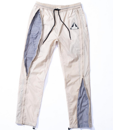 PLEASURES BRICK TECH PANT - KHAKI