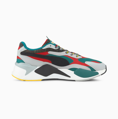 PUMA RS-X³ Mix - Teal Green / Puma Black
