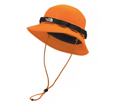 TNF CLASS V BRIMMER BUCKET HAT - FLAME ORANGE