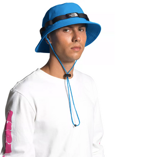 TNF CLASS V BRIMMER BUCKET HAT - CLEAR LAKE BLUE