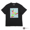 THE SIMPSONS x ATMOS LAB KRUSTY TEE - Black
