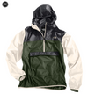 THE NORTH FACE MEN'S FANORAK - OLIVE