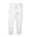 ATMOS LAB ROSE EMBROIDERY SWEAT PANTS - White