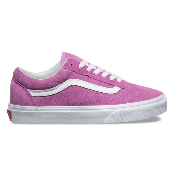 VANS OLD SKOOL PIG SUEDE - VIOLET   TRUE WHITE – Atmos New York 71aa20bcd