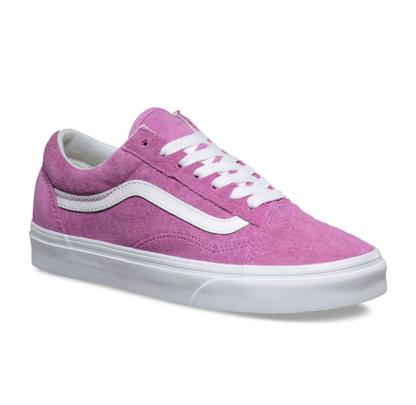 VANS OLD SKOOL PIG SUEDE - VIOLET   TRUE WHITE – Atmos New York 21431a0e9