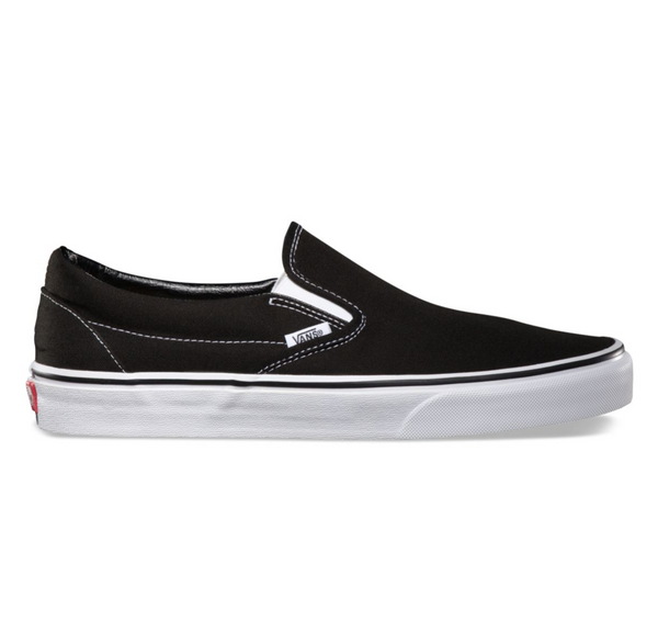 VANS SLIP-ON - BLACK – Atmos New York ff2ab724c