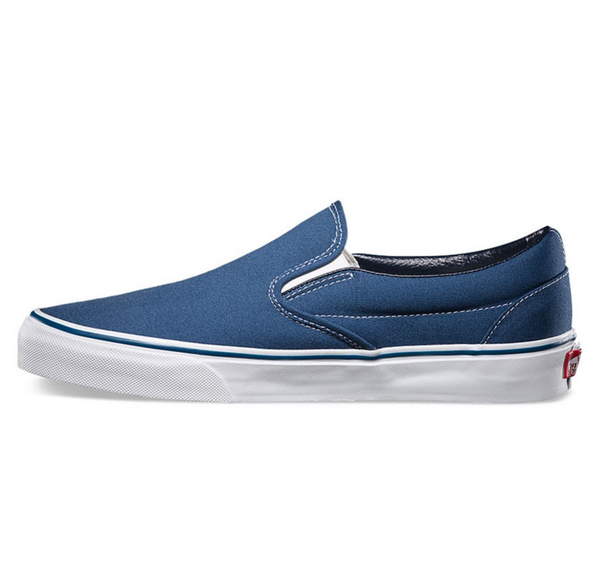 VANS SLIP-ON - NAVY