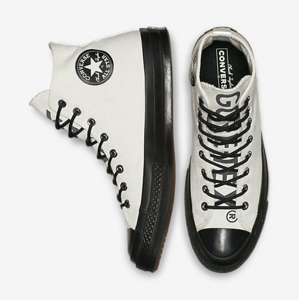 CONVERSE x GORTEX CHUCK TAYLOR '70 SNEAKERBOOTS - White